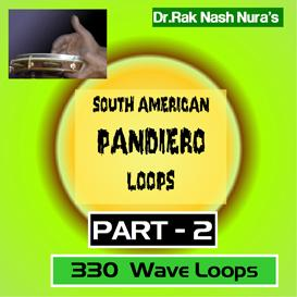South American Pandiero Loops - Part - 2 | Music | Soundbanks