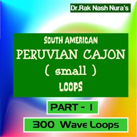 SOUTH AMERICAN CAJON small  PART - 1 | Music | Soundbanks