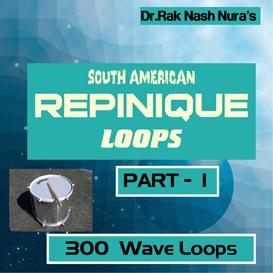 South American Repinique Drum - Part- 1 | Music | Soundbanks