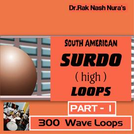 SOUTH AMERICAN SURDO high -PART - 1 | Music | Soundbanks