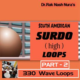 SOUTH AMERICAN SURDO high -PART - 2 | Music | Soundbanks