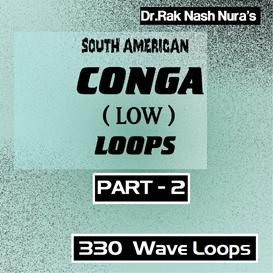 SOUTH AMERICAN CONGA low - PART - 2 | Music | Soundbanks