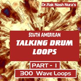 South American Talking Drums - Part -1 | Music | Soundbanks