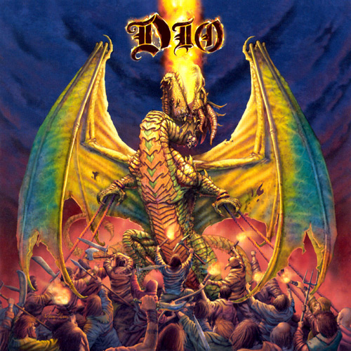 First Additional product image for - DIO Killing The Dragon (2002) (SPITFIRE RECORDS) (10 TRACKS) 320 Kbps MP3 ALBUM