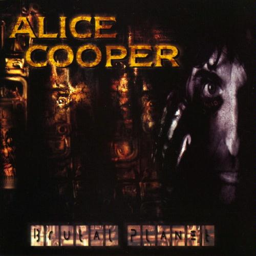 First Additional product image for - ALICE COOPER Brutal Planet (2000) (SPITFIRE RECORDS) (11 TRACKS) 320 Kbps MP3 ALBUM