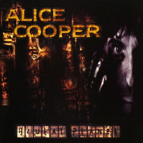 First Additional product image for - ALICE COOPER Brutal Planet (2000) (SPITFIRE RECORDS) (11 TRACKS) 320 Kbps MP3 ALBUM