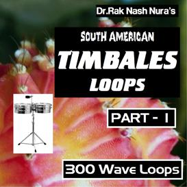 South American Timbales Part - 1 | Music | Soundbanks