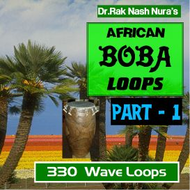 African Boba Drum - Part - 1 | Music | Soundbanks