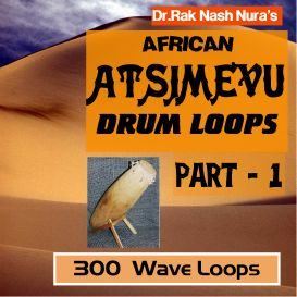 African Atsimevu Drum Loops - Part - 1 | Music | Soundbanks