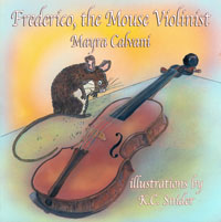 Frederico, The Mouse Violinist | eBooks | Children's eBooks