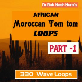 African Morrocan Tom Tom - Part - 1 | Music | Soundbanks