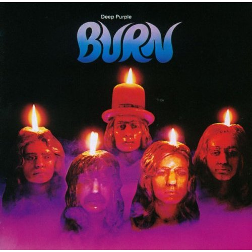 First Additional product image for - DEEP PURPLE Burn (1974) (WARNER BROS. RECORDS) (8 TRACKS) 320 Kbps MP3 ALBUM