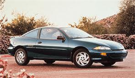 1999 Chevy Cavalier MVMA Specifications | eBooks | Automotive