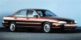 1999 Chevrolet Lumina MVMA specifications | eBooks | Automotive