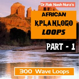 african kpanlogo drum loops - part - 1