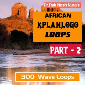 African Kpanlogo Drum Loops - Part - 2 | Music | Soundbanks