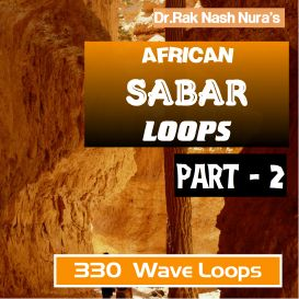 African Sabar Drum Loops - Part -1 | Music | Soundbanks