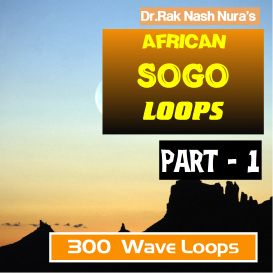 african sogo drum loops - part - 1