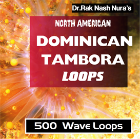North American Dominican Tambora Loops | Music | Soundbanks
