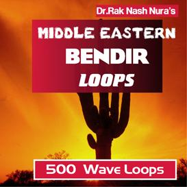 middle eastern bendir drum loops