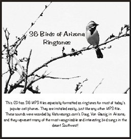 birds of arizona ringtones