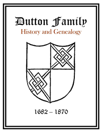 Dutton Family History and Genealogy | eBooks | History