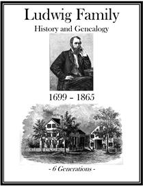 Ludwig Family History and Genealogy | eBooks | History
