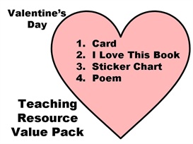 valentine day teaching resource value pack