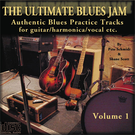 ultimate jam tracks - blues vol 1