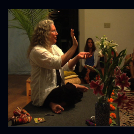 The Ojai Yoga Crib Friday Night Talk 2009 by Erich Schiffmann
