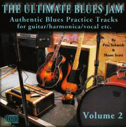 Ultimate Jam Tracks - Blues Vol 2 | Music | Blues