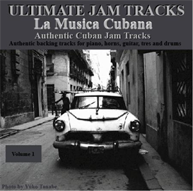 Jam Tracks - Cubana Volume 1 | Music | Backing tracks
