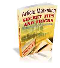 Article Marketing | eBooks | Education