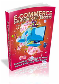 E Commerce Shopping cart Secrets | eBooks | Business and Money
