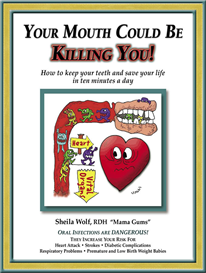 Your Mouth Could Be KILLING You! | eBooks | Self Help