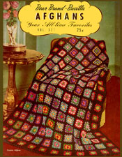 Afghans Your All-Time Favorites - Adobe .pdf Format | eBooks | Arts and Crafts