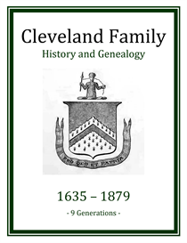 Cleveland Family History and Genealogy | eBooks | History