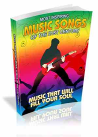 Most Inspiring Music Songs from 21st century | eBooks | Music