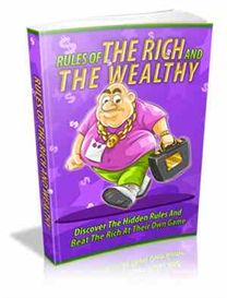 Rules Of The Rich And Wealthy - Rebrandable Too | eBooks | Business and Money