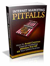 Internet Marketing Pitfalls - Rebrandable Too | eBooks | Internet