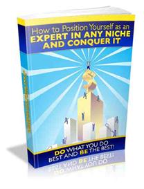 Position Yourself As An Expert | eBooks | Internet