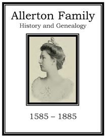 Allerton Family History and Genealogy | eBooks | History