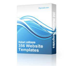 356 Website Templates | Software | Design Templates