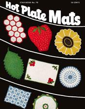 Hot Plate Mats - Adobe .pdf Format | eBooks | Arts and Crafts
