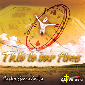 This Is OurTime - Week 1 - Our Time to Recieve Seed | Audio Books | Religion and Spirituality