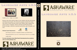 BBI Ashaware Lang. Arts Home v. 5.0 Win-1 Download | Software | Audio and Video