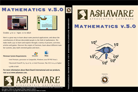 BBI Ashaware Math School v. 5.0 Win-10 Download | Software | Audio and Video
