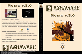 BBI Ashaware Music School v. 5.0 Win-Site Download | Software | Audio and Video