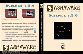 BBI Ashaware Science Home v. 5.0 OSX-1 Download | Software | Audio and Video