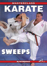 Masterclass Karate Sweeps | Movies and Videos | Special Interest